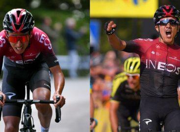 Si Egan Bernal no se recupera, Richard Carapaz sería su reemplazo en el Tour de Francia