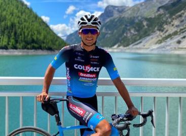 Nicolás Gómez renovó contrato con el Team Colpack Ballan de Italia por un año más