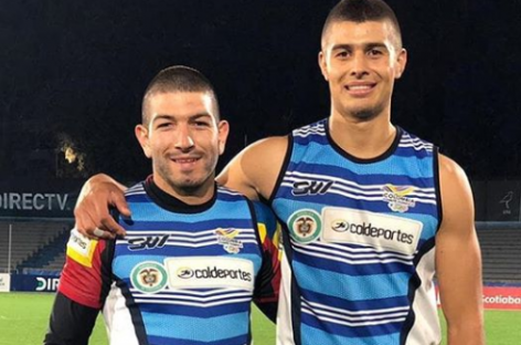 Giraldo y Ceballos, dos marinillos convocados para las Eliminatorias al Mundial de Rugby Francia 2023