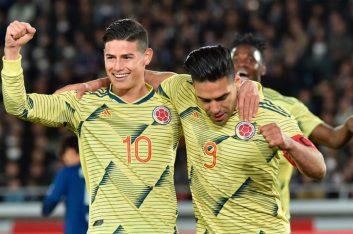 ¡Prográmese! Horario de los dos primeros partidos de Colombia rumbo a Catar 2022
