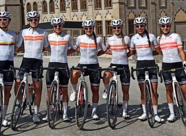 Ciclistas del Oriente ya están en Turquía para representar a Colombia en cuatro carreras