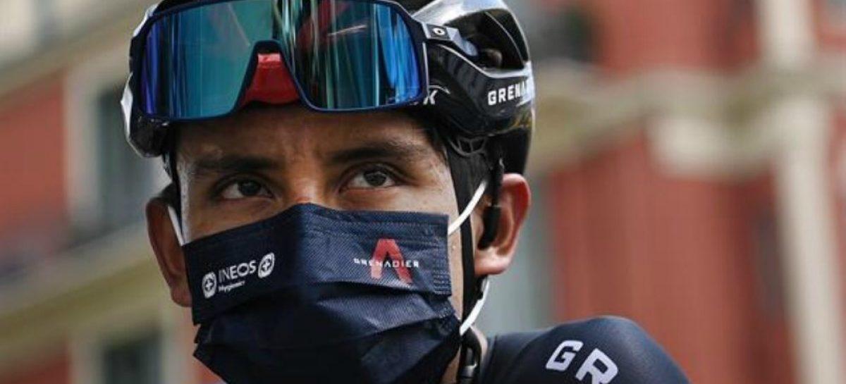 """""""No es así como quería que terminara"""": Egan Bernal se retira del Tour de Francia"""