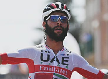¡Atención! Fernando Gaviria es el nuevo campeón del Giro de la Toscana en Italia