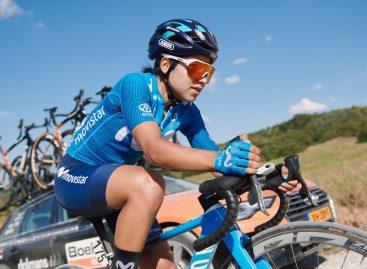 ¡Histórica presentación! La cejeña Paula Patiño finalizó quinta en la general del Giro Rosa