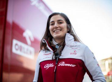 Histórico resultado de la colombiana Tatiana Calderón en las 24 horas de Le Mans