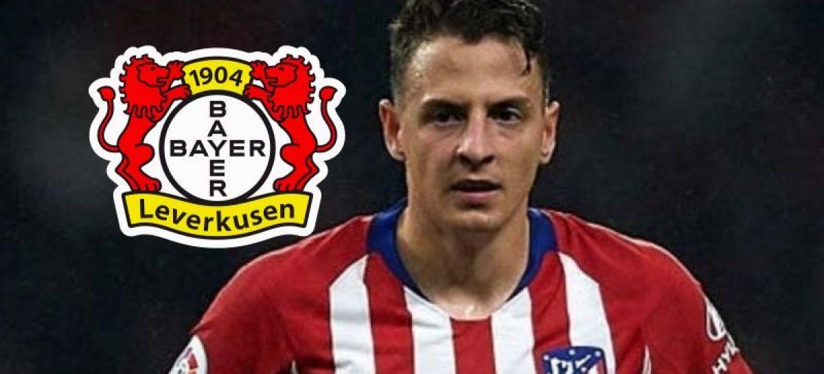 El colombiano Santiago Arias será nuevo jugador del Bayer Leverkusen de Alemania