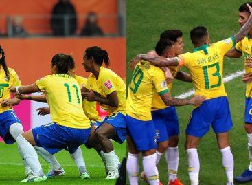 Brasil, primera selección de Suramérica que anuncia igualdad salarial entre hombres y mujeres