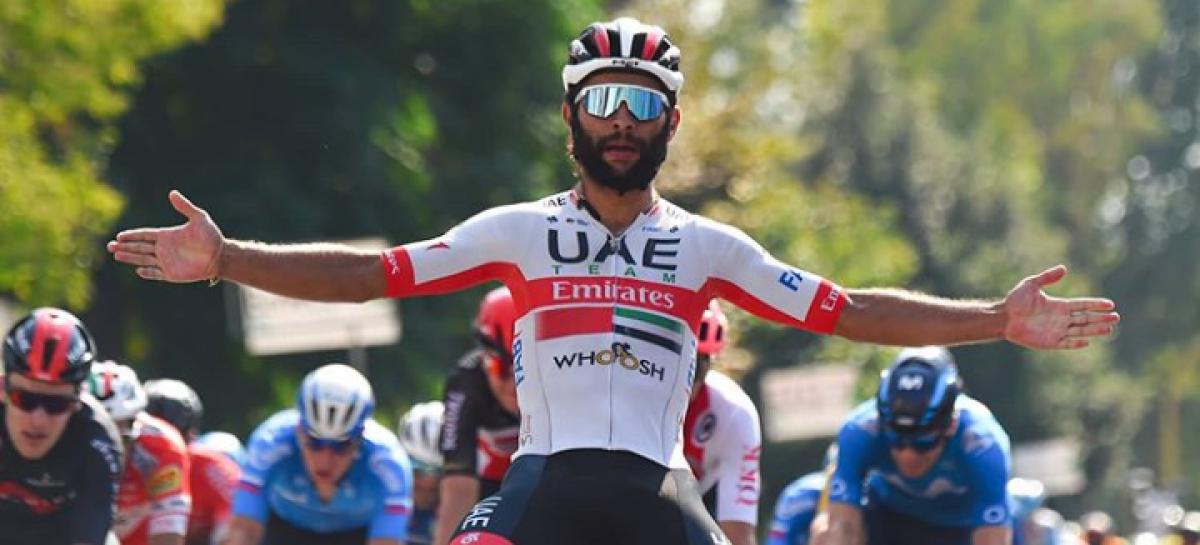 ¡Confirmado! El cejeño Fernando Gaviria correrá el Giro de Italia