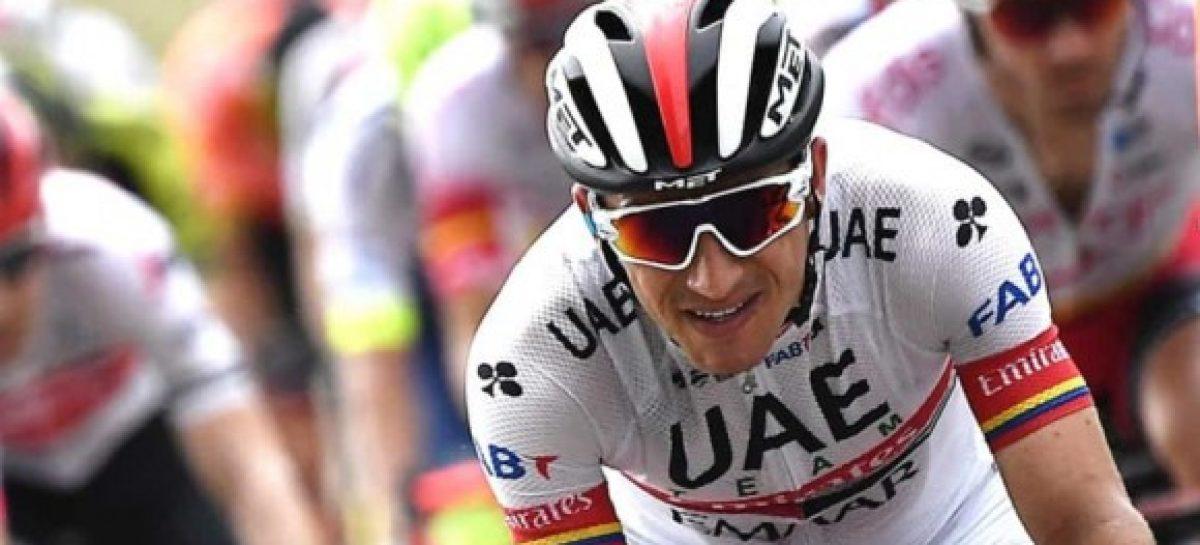 Sergio Luis Henao integra la nómina de Colombia para el mundial de ciclismo en Italia