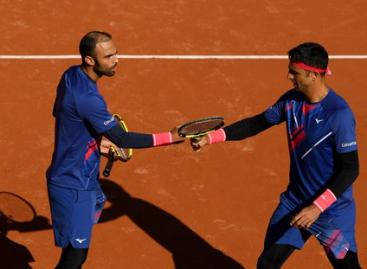 ¡Grandes! Juan Sebastián Cabal y Robert Farah clasificaron a las semifinales del Roland Garros