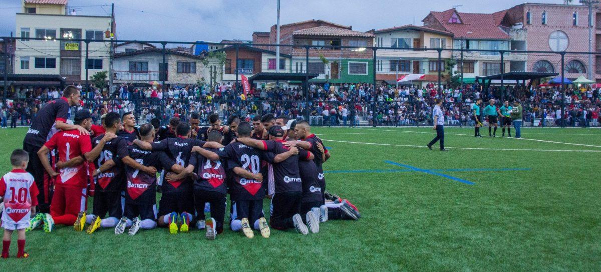 ¡A las canchas de nuevo! Selecciones Rionegro y Escuelas de Formación  vuelven a los escenarios deportivos