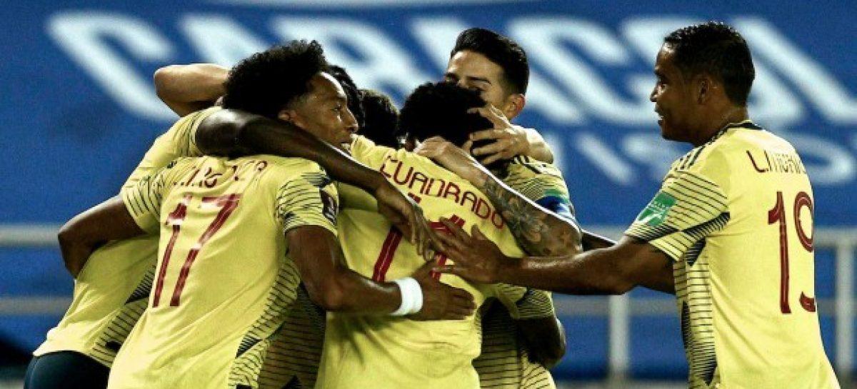 Colombia se mantiene entre las diez mejores selecciones del Ranking FIFA