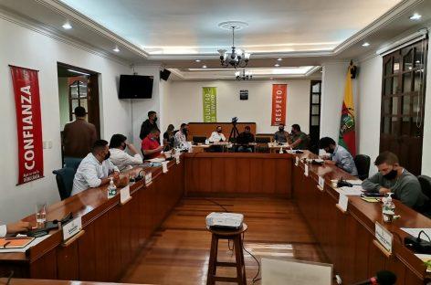 Aprobada por unanimidad la Tasa Pro Deporte en La Ceja