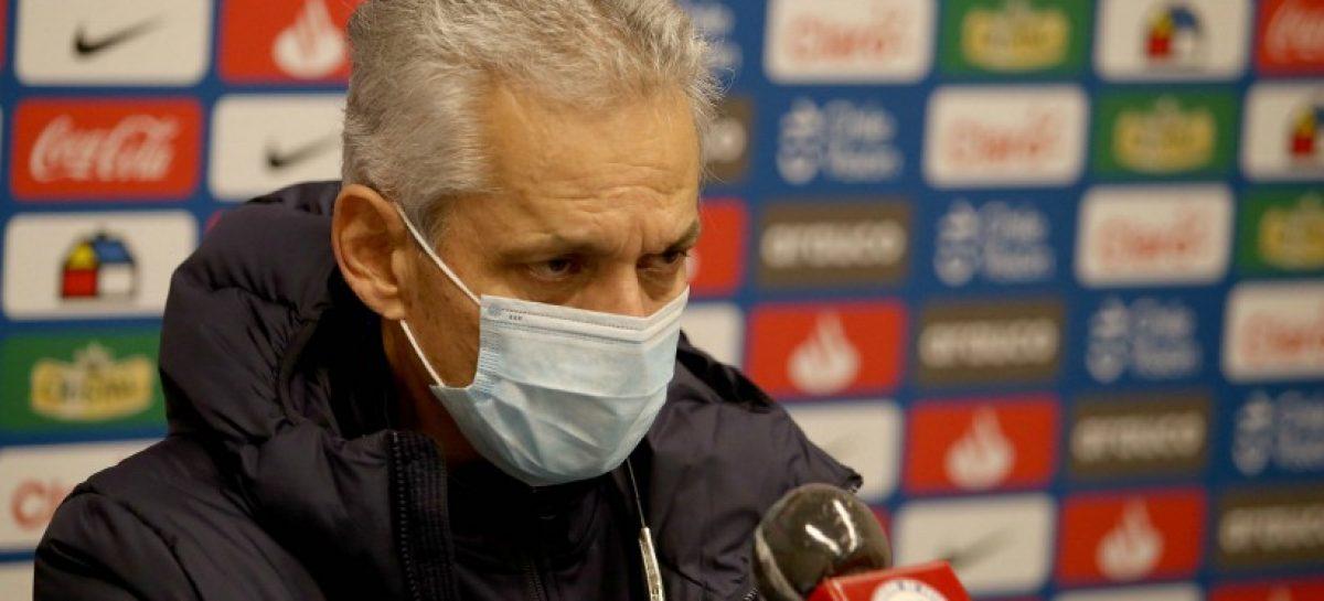 """""""Sin palabras"""": Reinaldo Rueda terminó molesto con el VAR tras derrota de Chile"""