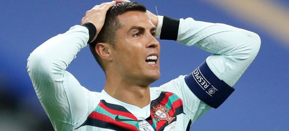 La Federación Portuguesa de Fútbol anunció que Cristiano Ronaldo dio positivo por COVID-19