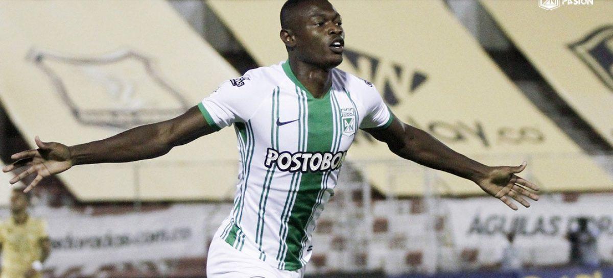 Atlético Nacional derrotó a Águilas Doradas en el estadio Alberto Grisales de Rionegro