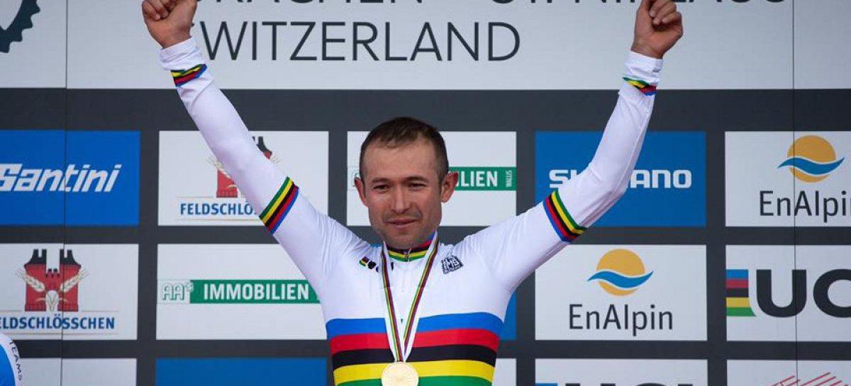 El colombiano Leonardo Páez se consagró bicampeón mundial de MTB Maratón en Turquía