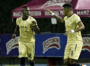 Rionegro derrotó a Pereira y se ilusiona con meterse entre los ocho mejores de la Liga