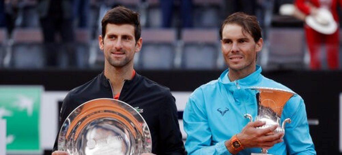 ¡Por el título! Novak Djokovic y Rafael Nadal jugarán la final de Roland Garros