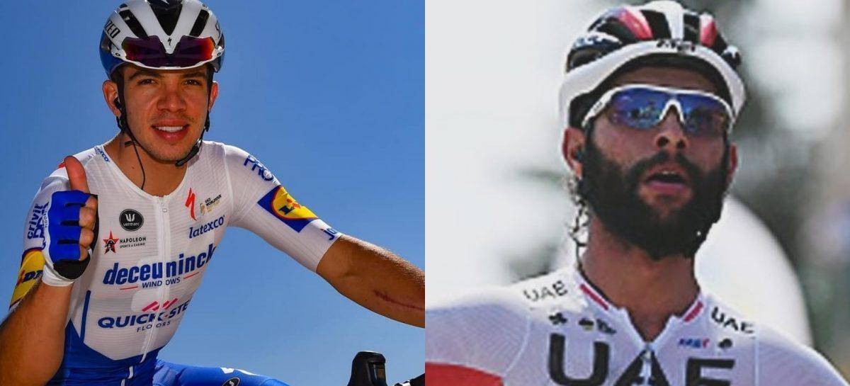 Etapa 11 del Giro de Italia: Álvaro Hodeg fue tercero; Fernando Gaviria, séptimo