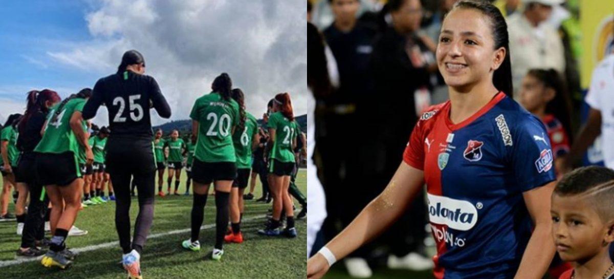 En Guarne se jugará el tercer clásico femenino de la historia entre Nacional y el DIM