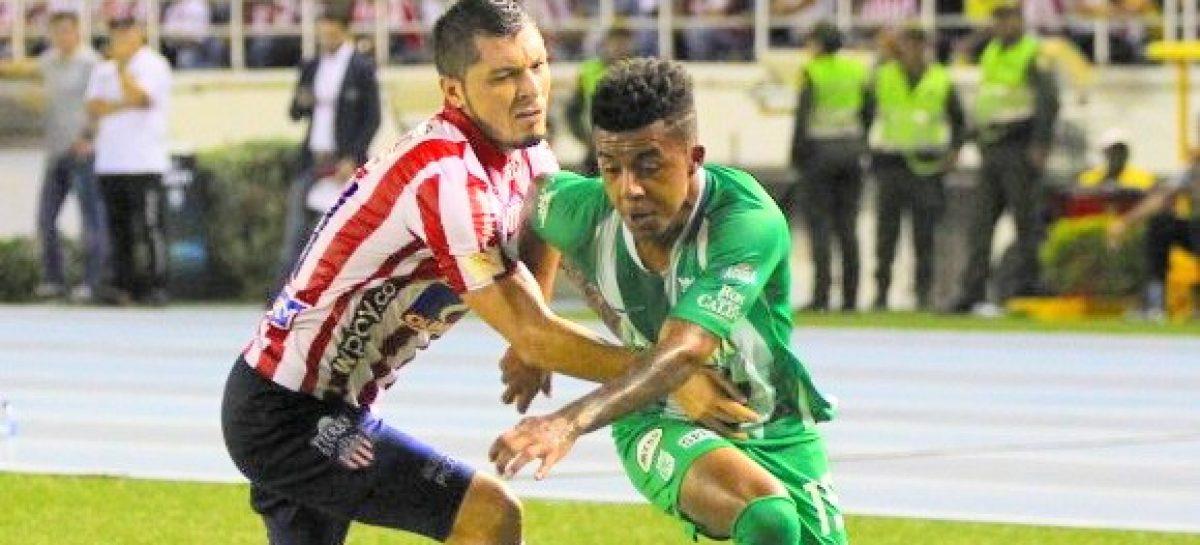 Futbolista rionegrero es 'blanco' de críticas por los hinchas de Atlético Nacional