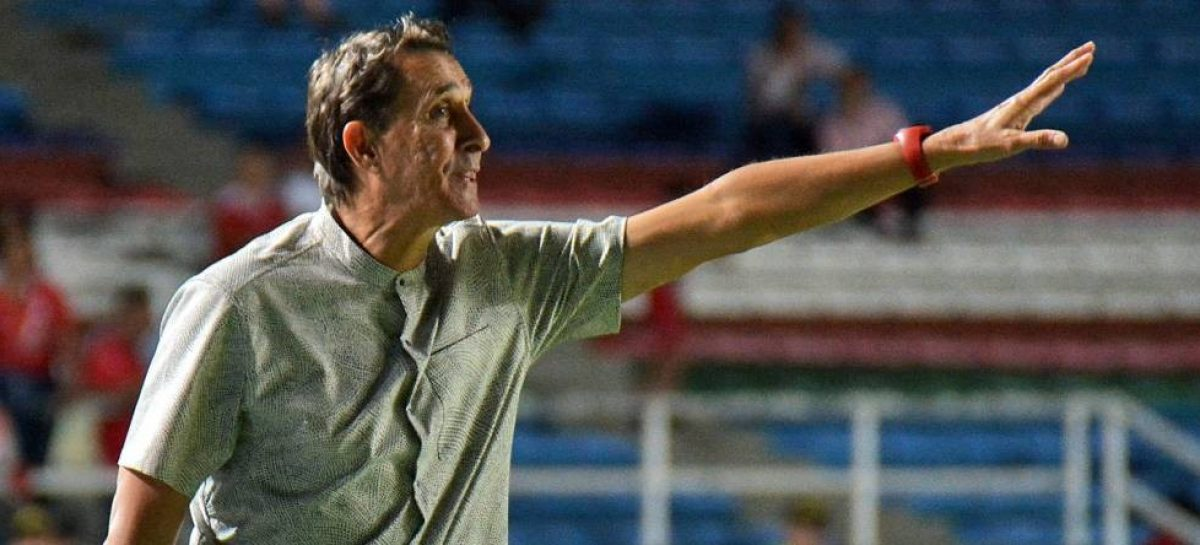 ¡Oficial! Alexandre Guimarães es el nuevo director técnico de Atlético Nacional