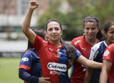 ¡Clásico Femenino 'Poderoso'! El DIM derrotó a Atlético Nacional en Guarne