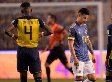 Colombia perdió cinco puestos en el ranking FIFA tras las goleadas ante Uruguay y Ecuador