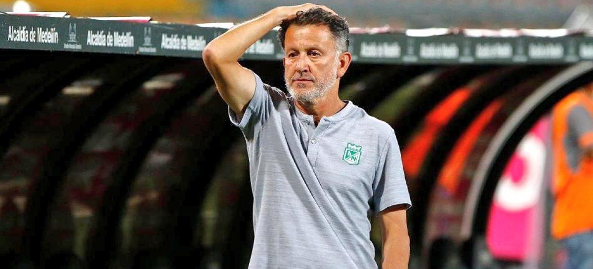 ¡Fin! Juan Carlos Osorio no es más el entrenador de Atlético Nacional