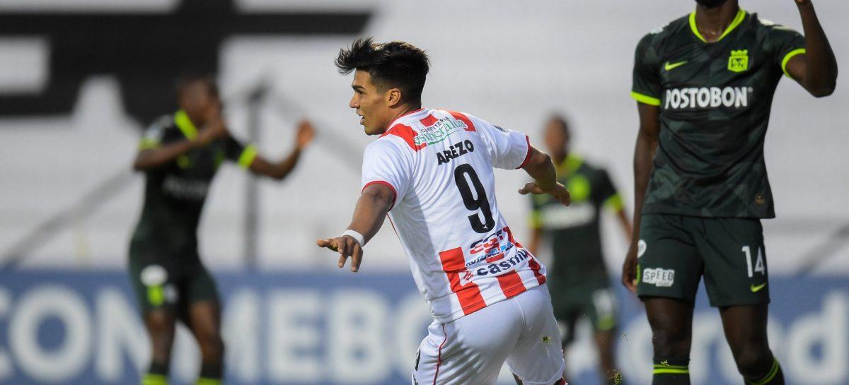 ¡Eliminado! Atlético Nacional se despidió de la Copa Sudamericana