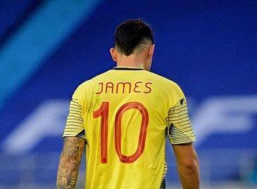 """""""Nos mantenemos unidos"""": James Rodríguez desmintió rumores sobre peleas con sus compañeros de la Selección Colombia"""