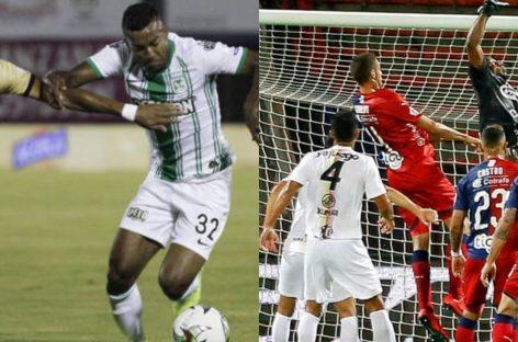 Rionegro vs Nacional y DIM vs Pereira: los cruces en octavos de final de la Copa Betplay