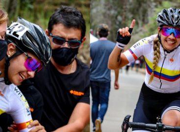 La carmelitana Lina Hernández ganó la última etapa de la Vuelta a Colombia Femenina