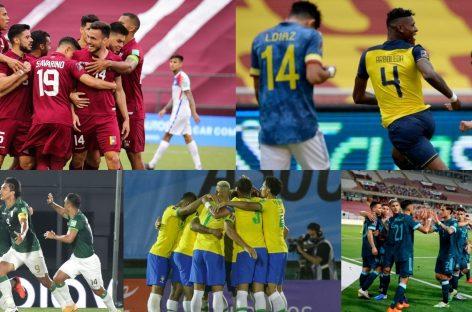 Cinco datos que dejó la cuarta fecha de las Eliminatorias Sudamericanas