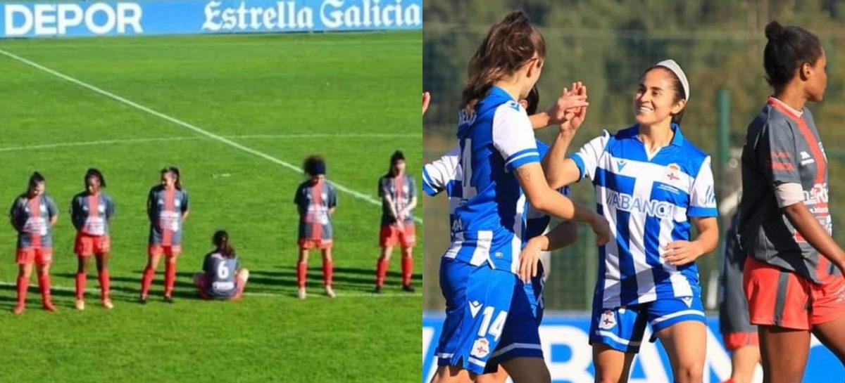 Futbolista se negó a homenajear a Maradona y su equipo perdió 10-0: la rionegrera Carolina Arbeláez marcó uno de los goles