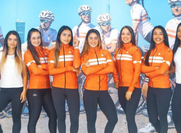 ¡Por el título! Ciclistas de El Carmen y La Unión correrán la Vuelta a Colombia Femenina