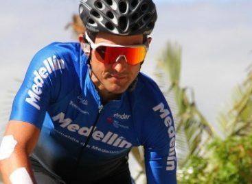 A los 44 años, Óscar Sevilla ganó la Contrarreloj Individual de la Vuelta a Colombia