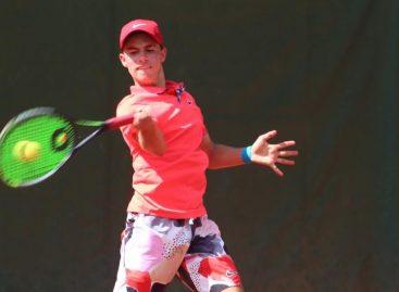 Thomás Cardona, de Guarne, busca el título del Torneo Mundial Junior Grado 5 de Tenis de Campo