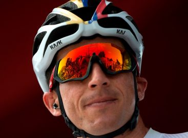 ¡Cambia de equipo! El rionegrero Sergio Luis Henao correrá en elQhubeka ASSOS de Sudáfrica