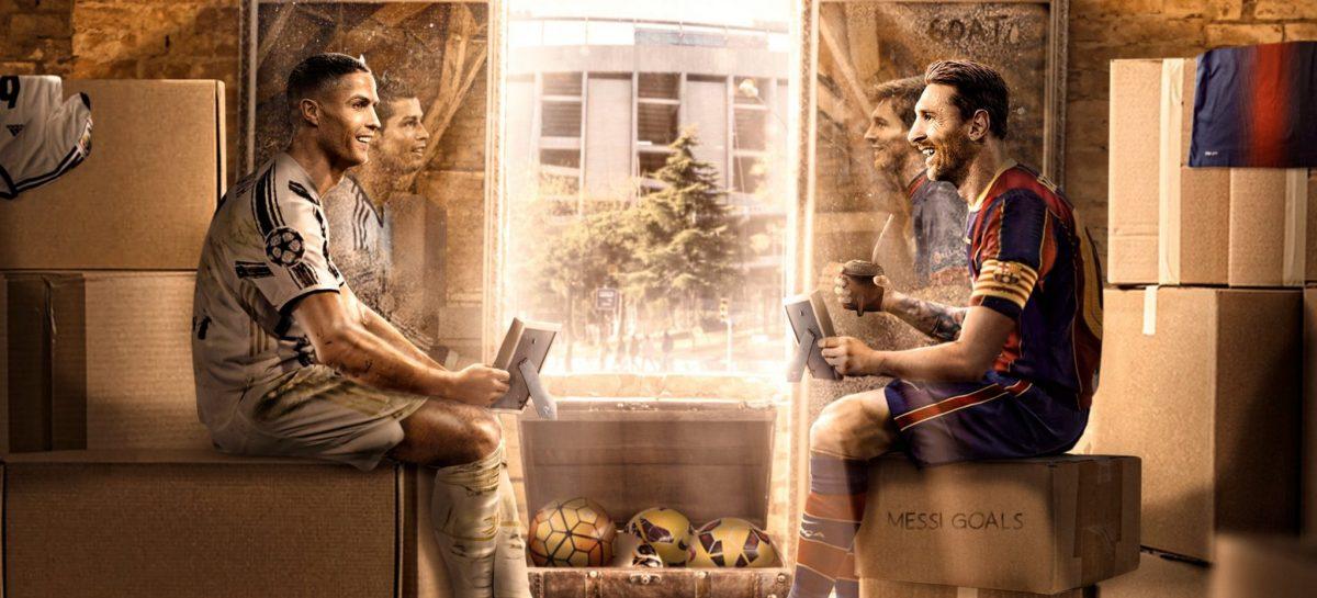 Messi vs Cristiano: después de 947 días, los dos mejores futbolistas del mundo se verán las caras
