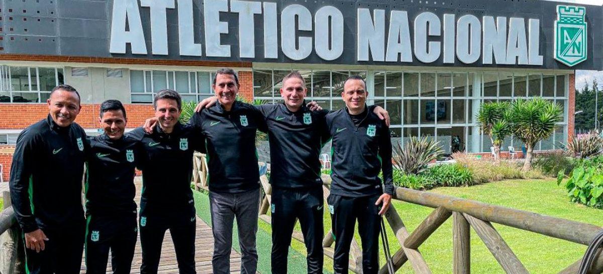 Oficialmente comenzó la era Guimarães en Nacional: primer día de pretemporada en Guarne