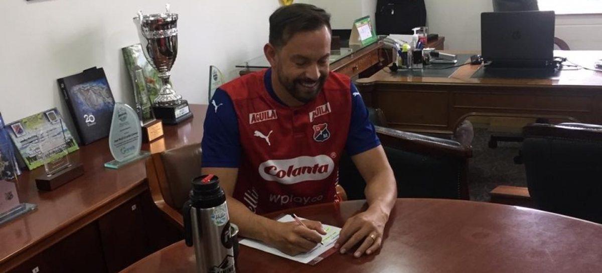 El uruguayo Matías Mier es el primer refuerzo del DIM para la temporada 2021