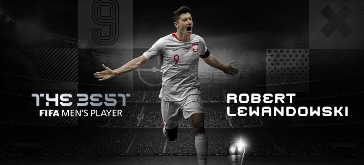 Premios The Best: Robert Lewandowski fue elegido como el mejor jugador del 2020