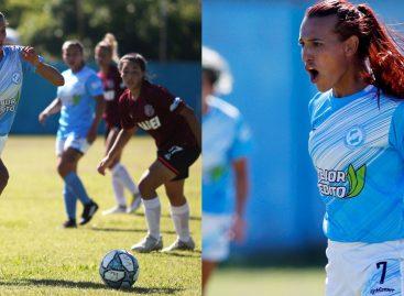 Mara Gómez se convirtió en la primera jugadora trans en debutar en el fútbol argentino
