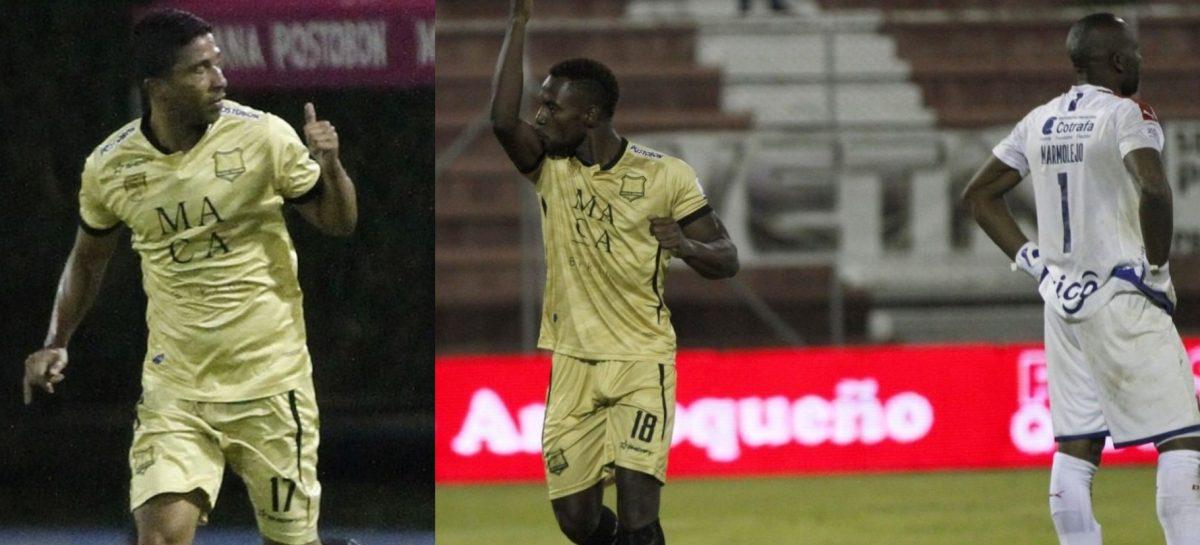 Rionegro despidió el 2020 con victoria ante el DIM en el estadio Alberto Grisales