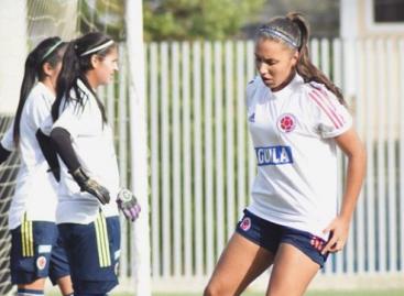 La rionegrera Manuela Restrepo nuevamente fue convocada a la Selección Colombia