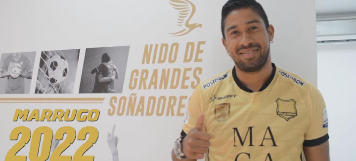 ¡Se queda! Christian Marrugo renovó contrato por un año más con Rionegro Águilas