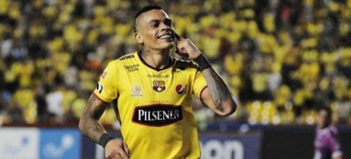 De superar exámenes médicos, Jonathan Álvez será el nuevo delantero de Atlético Nacional