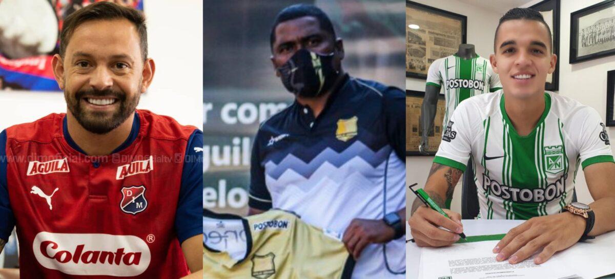 ¡Se agita la bolsa! Altas, bajas y rumores de los equipos del FPC para la Liga Betplay  2021